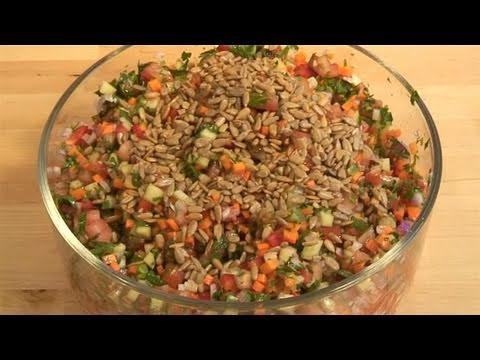 How To Prepare Mediterranean Chopped Salad