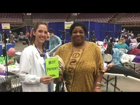 Colorado Mission of Mercy dental clinic