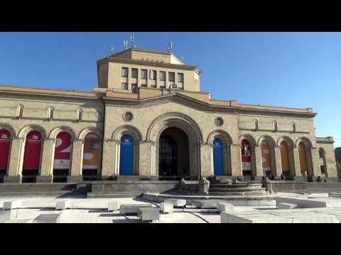 Туры из Самары в Армению. Ереван