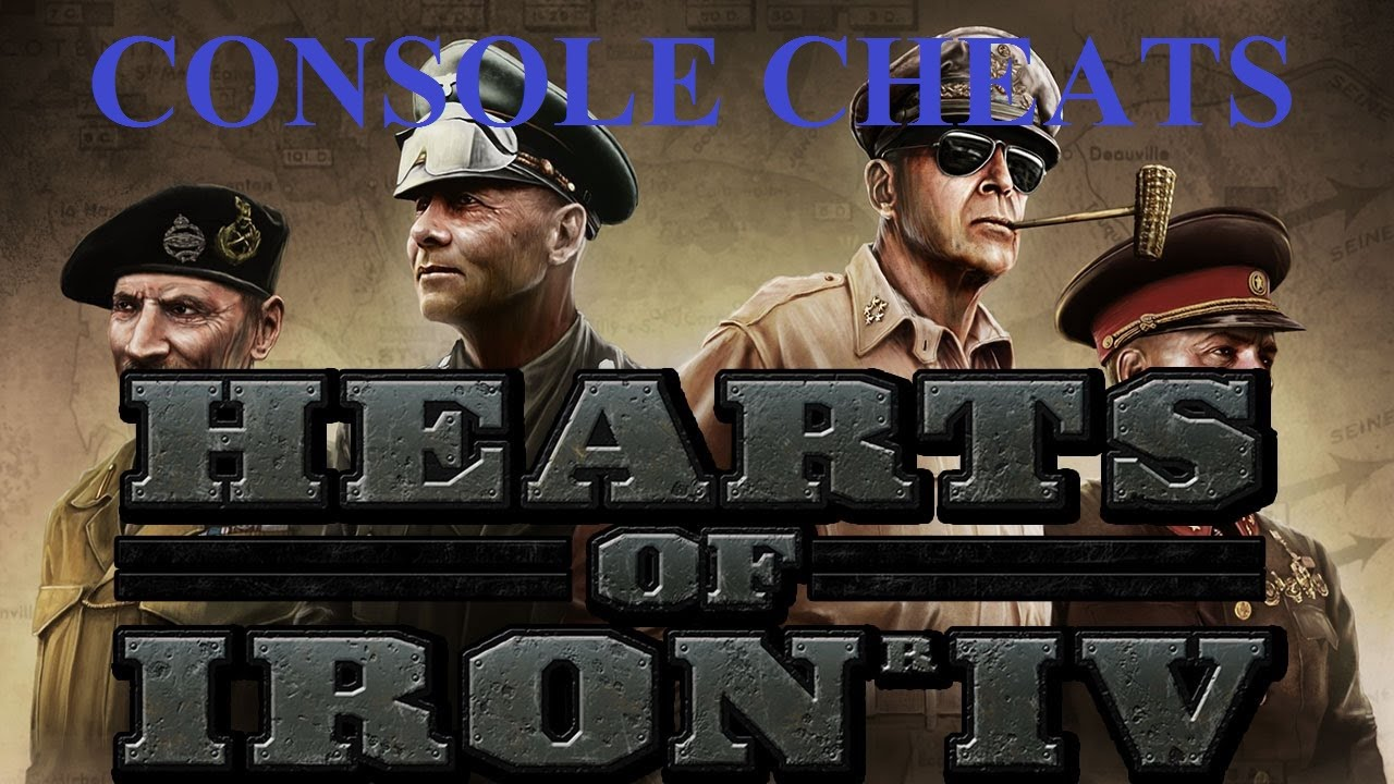 <b>Hearts</b> Of <b>Iron IV</b> - Console <b>Cheats</b> - YouTube