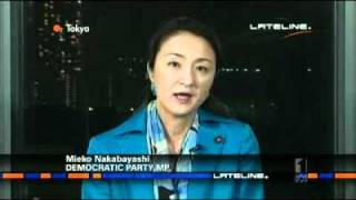 Nakabayashi: Japan depends upon nuclear power 松川るい 検索動画 10