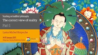 Teachings on Buddhist Philosophy: the right view of Reality (English – Italian) – 14/15 January 2017