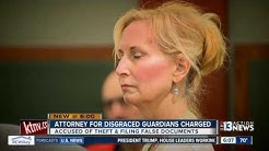 Las Vegas attorney in guardianship case charged