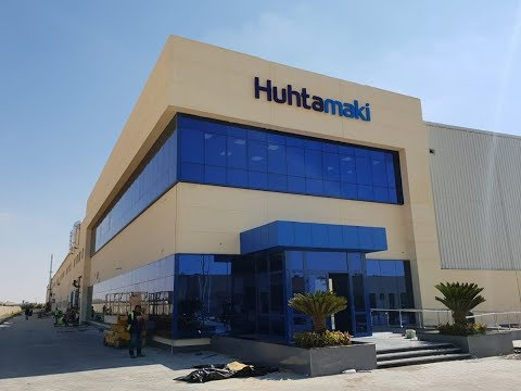 Huhtamaki's New Flexible Packaging Manufacturing Unit In Egypt