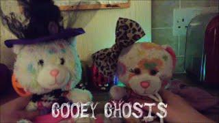 Gooey Ghosts - Easy & Cute Halloween Party Treat!   Sprinklescrafts