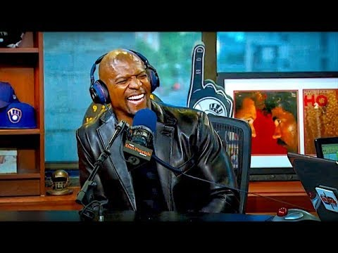 Actor Terry Crews on The Dan Patrick Show   Full Interview   9/29/17