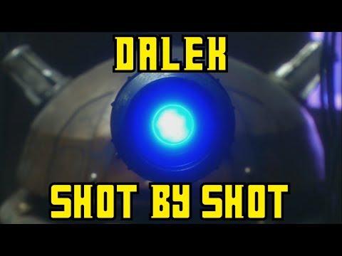 Doctor Who: Dalek - Shot By Shot