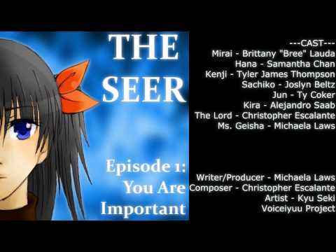 『The Seer』Episode 1: You Are Important - Trailer Advertisement
