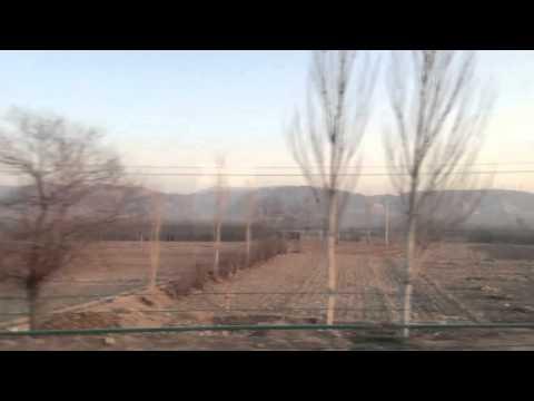 Lhasa to Lanzhou Train Time Lapse #9 3690