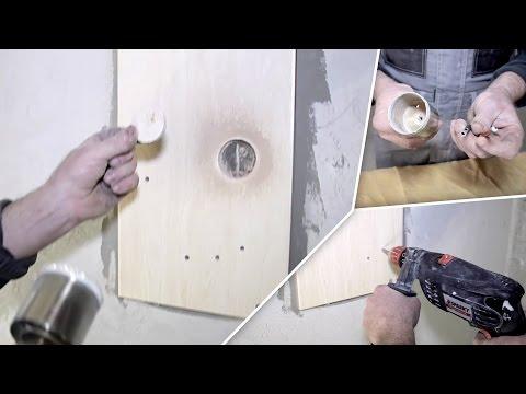 Как сделать отверстия в плитке, стекле и керамограните. Обзор сверл на практике