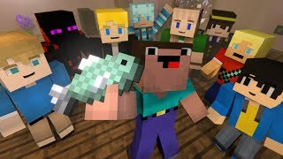 - FISH Minecraft Animation Collab
