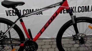 Обзор велосипеда Leon XC 80