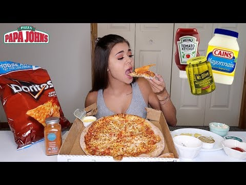 Trying WEIRD Food Combos On Pizza!!