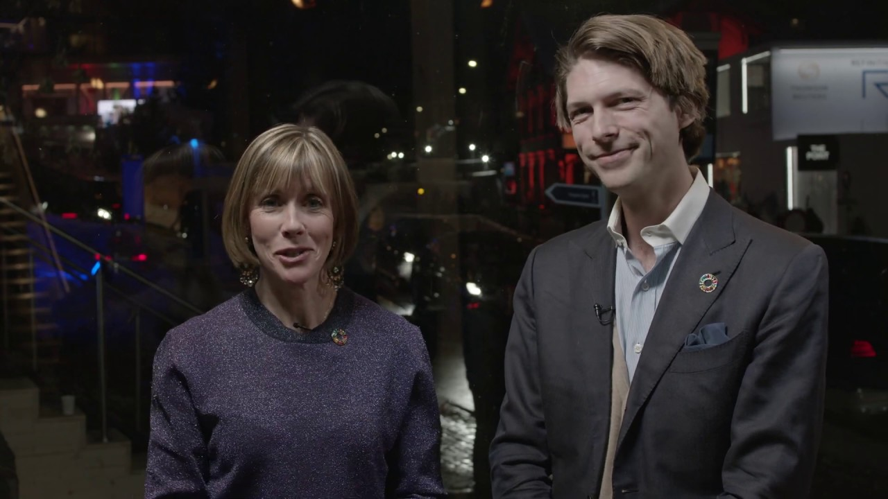Hub Culture Davos 2020: Lucian Tarnowski, Founding Curator Civana
