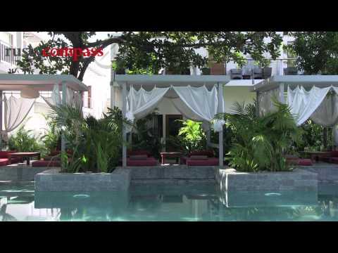 The Plantation hotel, Phnom Penh - in real life