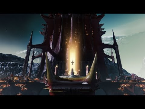 Destiny 2: Shadowkeep – Moon Destination Reveal