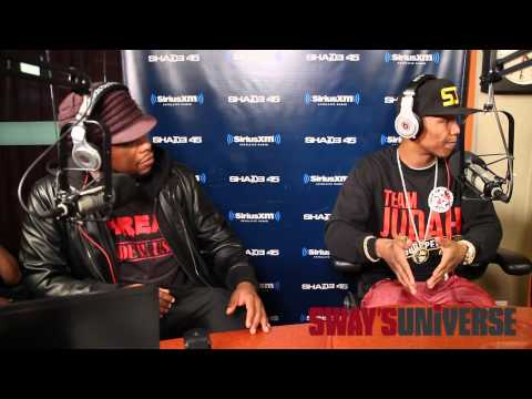Zab Judah Talks Fights and Oscar De La Hoya on Sway in the Morning