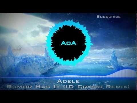 Trap : Adele  Rumor Has It ID Crysis Remix