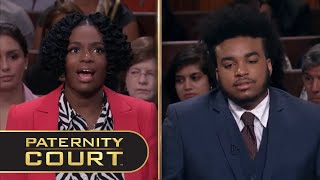High School Sweethearts At War Due To Questionable Paternity Of Son (Full Episode)   Paternity Court