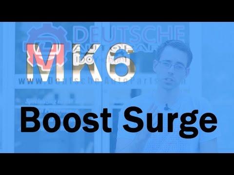 MK6 GTI Boost Fluttering/ Surging