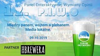 Panel Interaktywnej Wymiany Opinii wyd. 12 - Media lokalne
