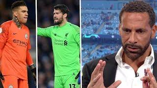 Who is the best sweeper keeper in football? Ter Stegen, Alisson, Ederson?