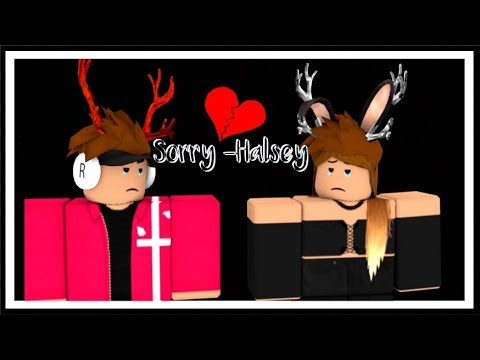 Sorry - Halsey || ROBLOX Music Video [SHORT]