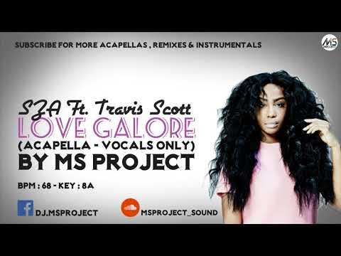 SZA Ft. Travis Scott – Love Galore...