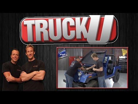 Vintage CJ Jeep | TruckU | Season 9 | Episode 18