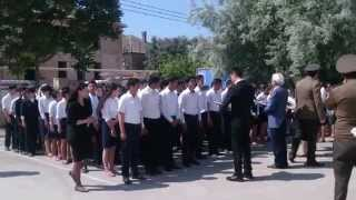 FHN Bakı şəhəri üzrə 196 nömrəli məktəbdə keçirdiyi tədbir.4-cü hiss
