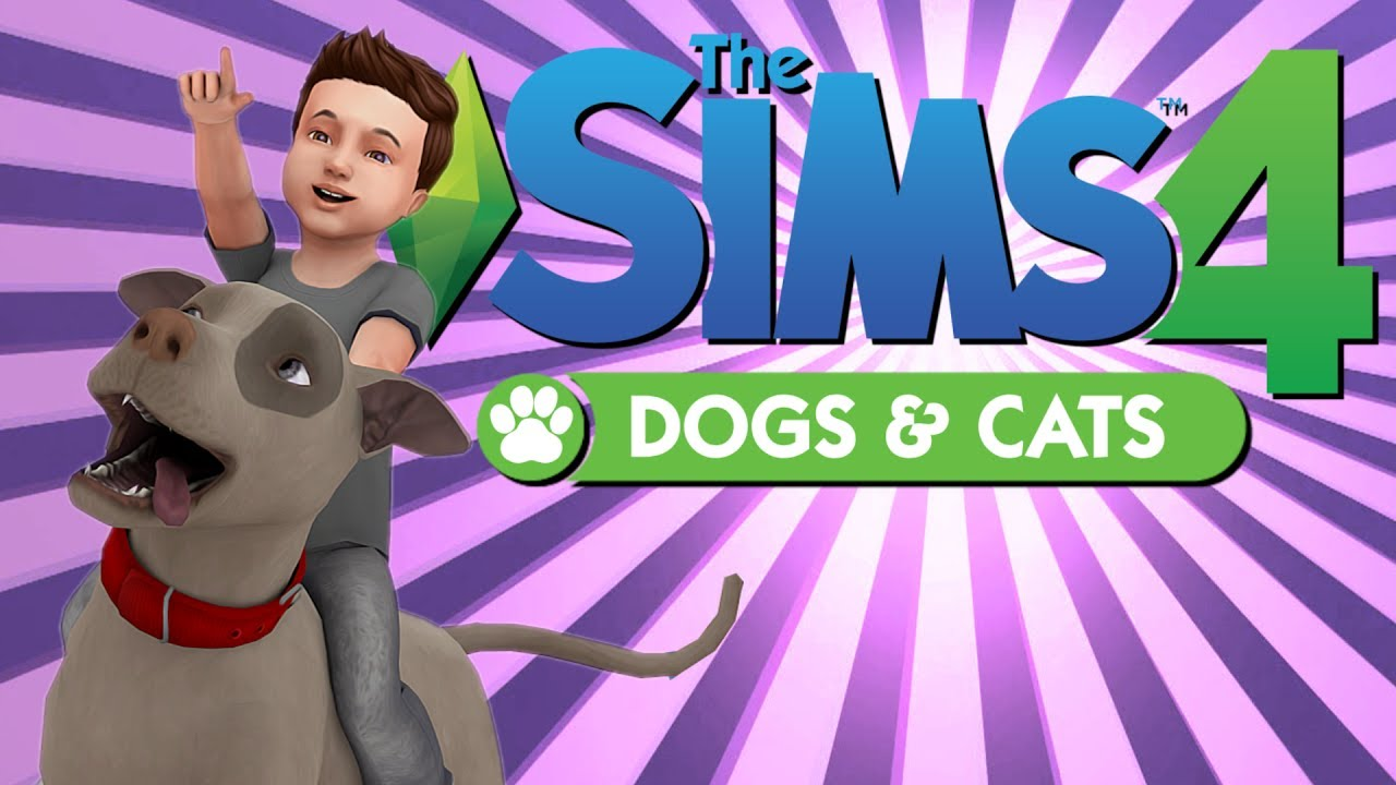 Sims  Cats Dogs Release Date
