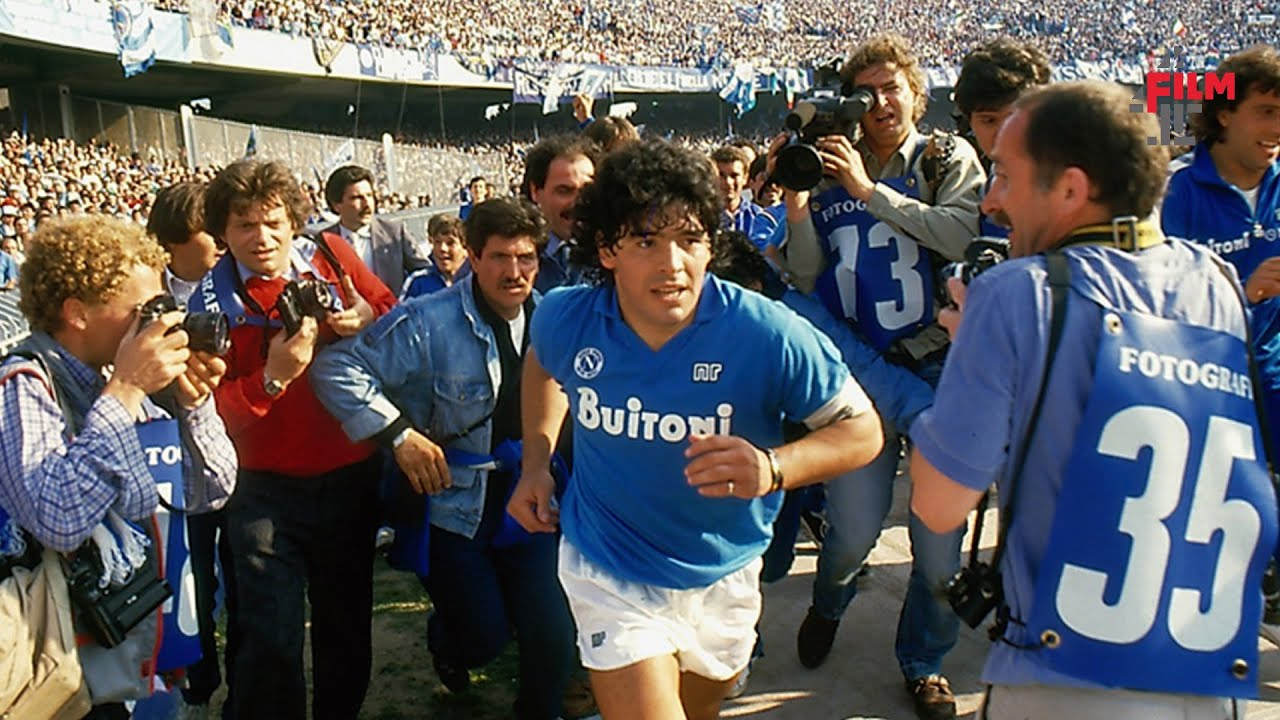 "Watch DIEGO MARADONA ""2019"" Full Movie Online"