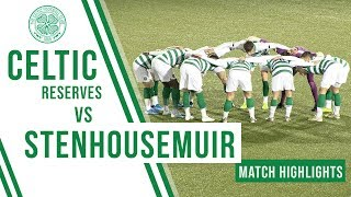 🍀 Highlights: Burt hat-trick & Griffiths brace as Celtic Reserves win in style!