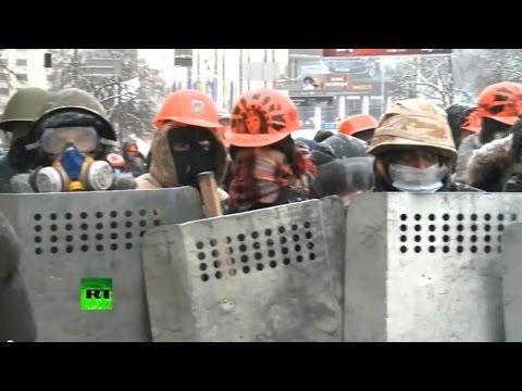 Киев. Маски революции