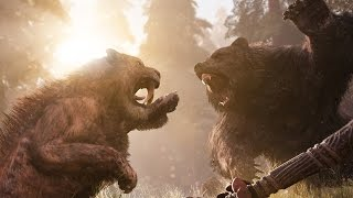 Far Cry Primal - All Tamed Beasts | Free Roam Gameplay (PC HD) [1080p60FPS]