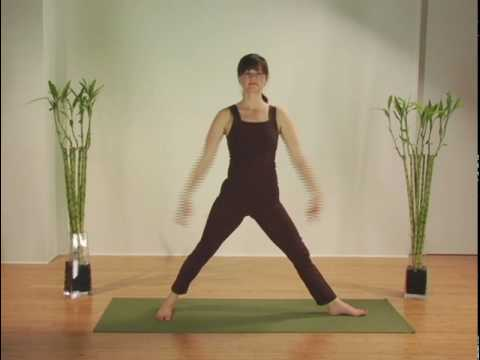 yoga for breast cancer  chapter 13 standing poses  youtube