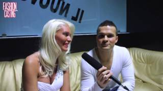 Andy Milo intervista Brigitta Bulgari - Look of the year 2014 - Fashion Casting TV