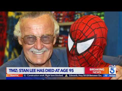Comic Book Legend Stan Lee Dead at 95