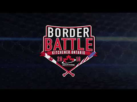 2nd Annual Women's Border Battle: Canada vs. USA