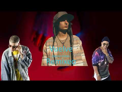 Danny Ocean - Vuelve (Remixeo) ft Bad Bunny Y Daddy Yankee