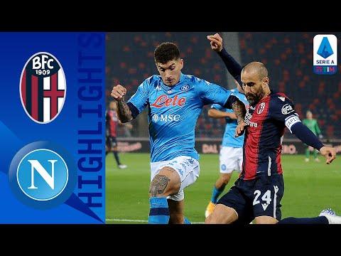 Bologna 0-1 Napoli | Basta il gol di Osimhen, Azzurri ora terzi | Serie A TIM