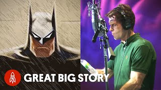Meet the Voice of Batman