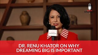 """Outlook Speakout 2018: """"Empowerment of women is the empowerment of the society"""": Dr. Renu Khator"""
