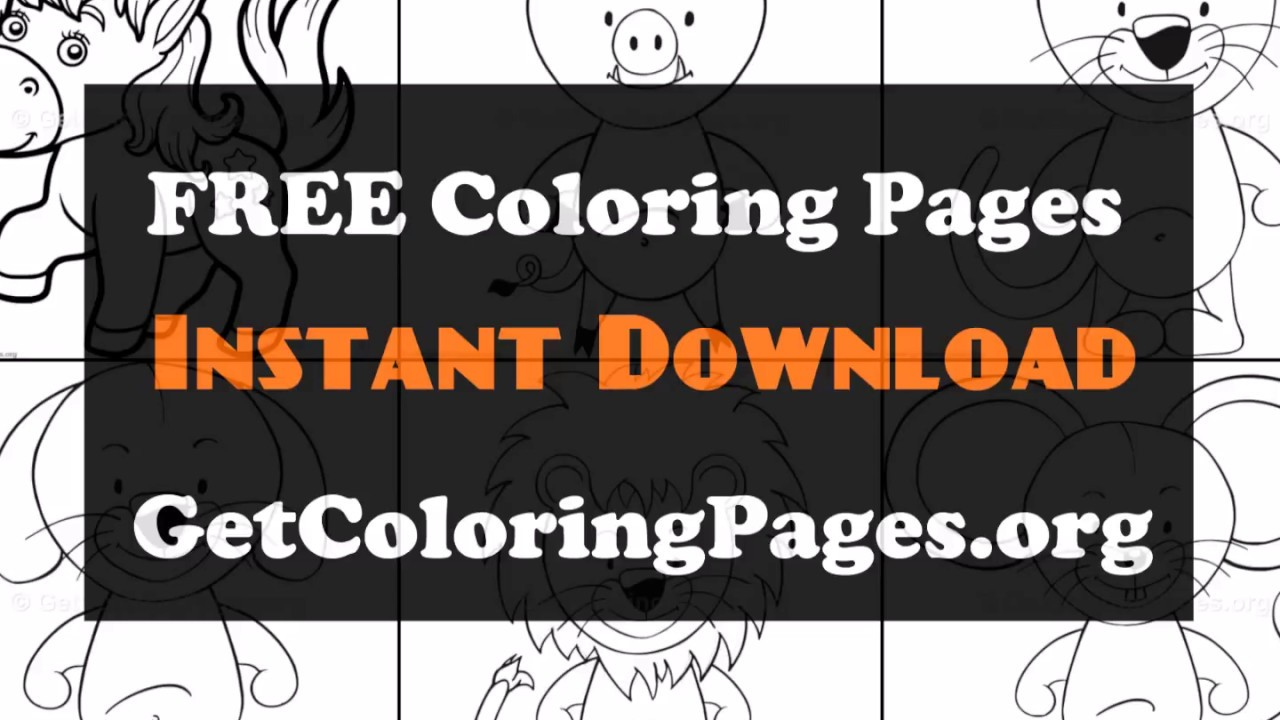 free coloring pages pdf format Free coloring pages pdf format   YouTube free coloring pages pdf format
