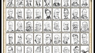 The Animated Presidents of The United States by Tom Richmond