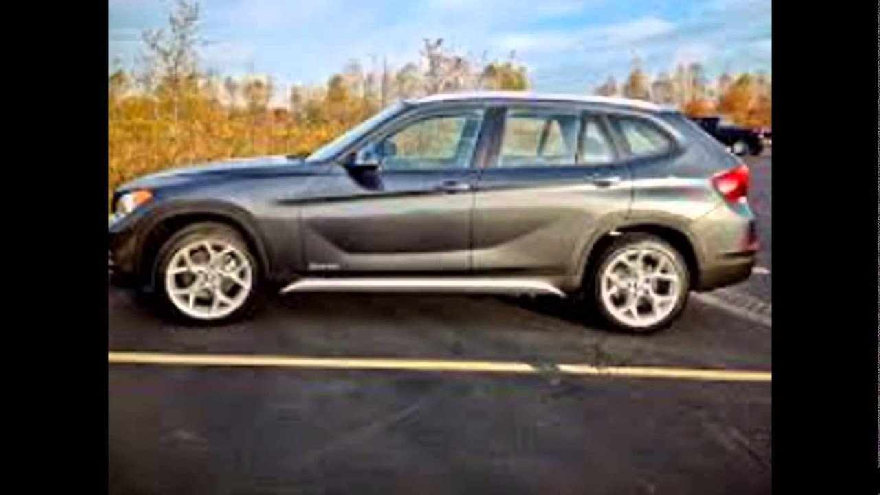 2016 BMW X1 Mineral Gray Metallic