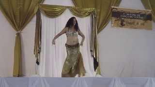 Solo Clássico Josy Cremasco - IV Mostra de Dança do Ventre do Templo de Ísis
