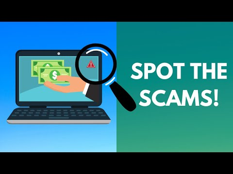 How to spot a work-from-home scam