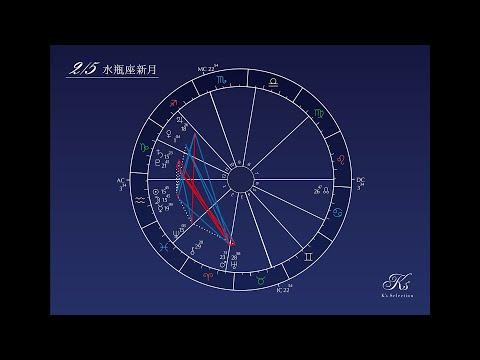 Keikoの占星講座|2019年2月5日「イメージチェンジをする」水瓶座新月編