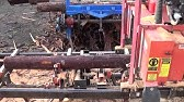 TimberKing Portable Sawmill   Sawmill Auctions - YouTube